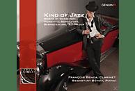 Francois Benda, Sebastian Benda - Kind of Jazz-Werke für Klarinette und Piano [CD]