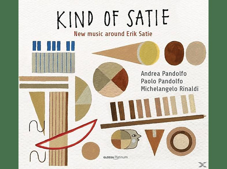 VARIOUS - Kind of Satie-New Music around Satie [CD]