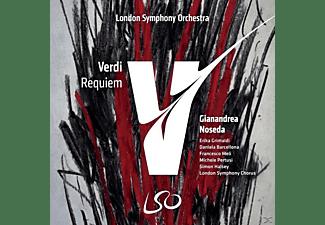 Erika Grimaldi, The London Symphony Orchestra, VARIOUS - Requiem  - (SACD Hybrid)