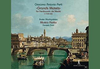 Basler Madrigalisten, Musica Fiorita - Grands Motets für Ferdinando de Medici  - (CD)