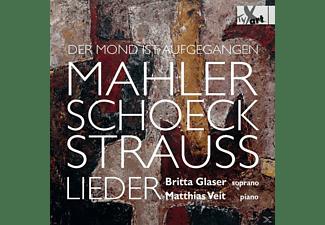 Britta Glaser, Matthias Veit - Lieder für Sopran und Klavier  - (CD)