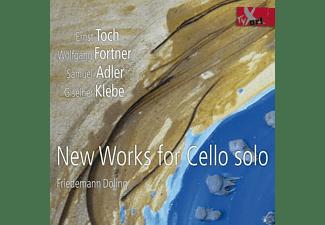 Friedemann Döling - Werke für Violoncello  - (CD)