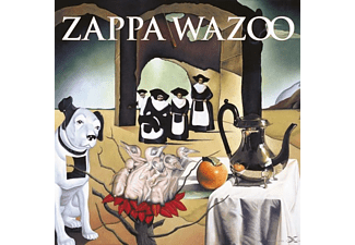 Frank Zappa - Wazoo (2CD)  - (CD)