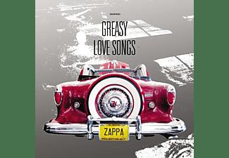 Frank Zappa - Greasy Love Songs  - (CD)
