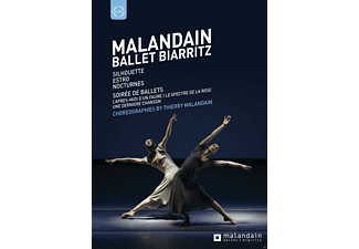 Malandain Thierry - Malandain Ballet Biarritz  - (DVD)