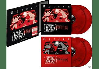 Ayreon - Actual Fantasy (Ltd.4LP Box+MP3)  - (Vinyl)
