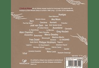 VARIOUS - L'Oreille de Mélanie  - (CD)