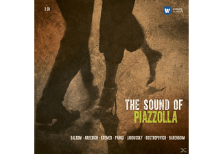 Alison Balsom, Philippe Jaroussky, Emmanuel Pahud - The Sound Of Piazzolla  - (CD)