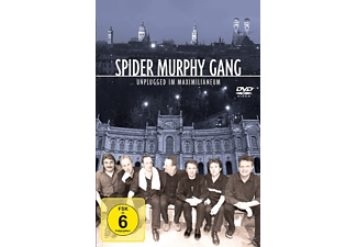 Spider Murphy Gang - Unplugged Im Maximilianeum - (DVD)