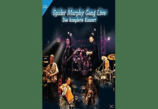 Spider Murphy Gang - Live-Das Komplette Konzert  - (CD)