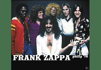 Frank Zappa - Philly '76 (2CD)  - (CD)