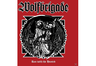 Wolfbrigade - Run With The Hunted  - (CD)