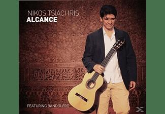 Nikos Tsiachris - Alcance-featuring Bandolero  - (CD)