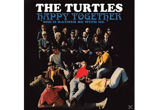 The Turtles - Happy Together (2CD-Digipak-Edition)  - (CD)