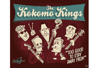 The Kokomo Kings - Too Good To Stay Away From  - (CD)