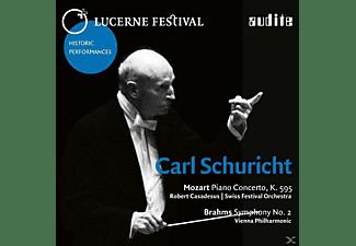 Schweizer Festspielorchester, Wiener Philharmoniker, Carl Schuricht - Lucerne Festival,Vol.11-Carl Schuricht  - (CD)