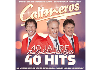 Calimeros - 40 Jahre 40 Hits-Zum Jubiläum  - (CD)