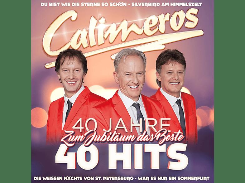 Calimeros - 40 Jahre 40 Hits-Zum Jubiläum [CD]