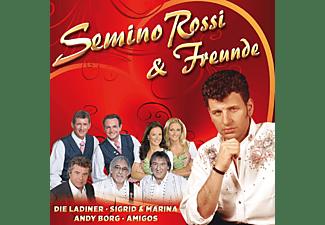 VARIOUS - Semino Rossi & Freunde  - (CD)