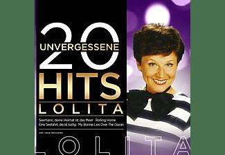 Lolita - 20 unvergessene Hits  - (CD)