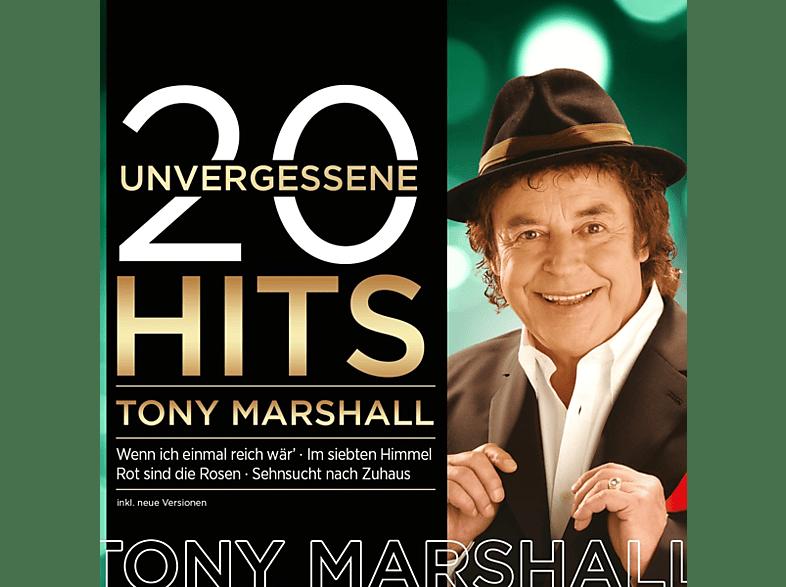 Tony Marshall - 20 unvergessene Hits [CD]