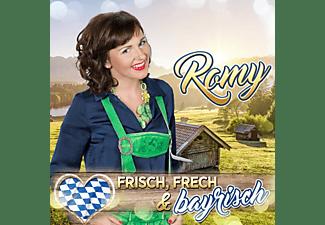 Romy - Frisch,echt & bayrisch  - (CD)