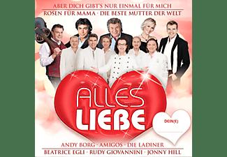 VARIOUS - Alles Liebe  - (CD)