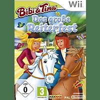Bibi & Tina: Das große Reiterfest [Nintendo Wii]