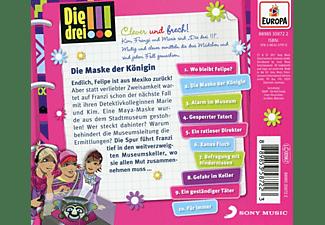 Die Drei ??? - 048/Die Maske der Königin  - (CD)