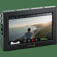 BLACKMAGIC Video Assist 4K, Display, Schwarz, passend für SDI- oder HDMI-Kamera