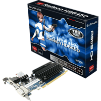 SAPPHIRE Radeon HD 6450 1GB (11190-02-20G) (AMD, Grafikkarte)