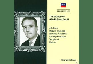 VARIOUS - Die Welt des George Malcolm  - (CD)