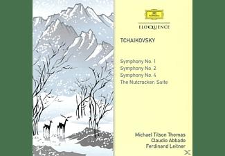 Boston Symphony Orchestra, Berliner Philharmoniker, New Philharmonia Orchestra, Wiener Philharmoniker - Symphonien und Ballettsuiten  - (CD)