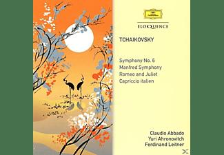 Berliner Philharmoniker, London Symphony Orchestra, Boston Symphony Orchestra, Wiener Philharmoniker - Symphonien und Ballettsuiten  - (CD)