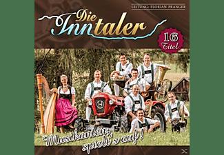 Die Inntaler - Musikanten,spielt's auf  - (CD)