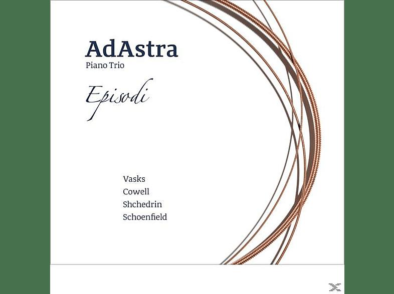 Adastra Piano Trio - Episodi [CD]