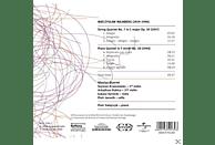 Piotr/silesian Quartet Salajczyk - Streichquartett 7/Klavierquintett [CD]