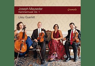 Lissy Quartett - Kammermusik Vol.1  - (CD)