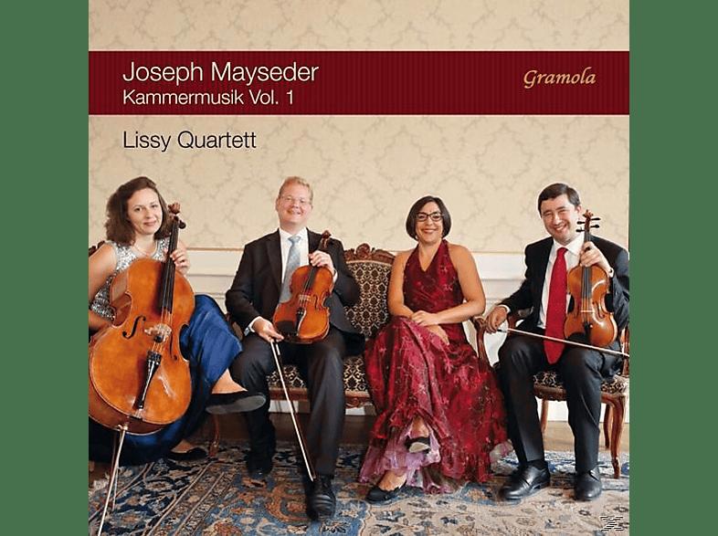 Lissy Quartett - Kammermusik Vol.1 [CD]