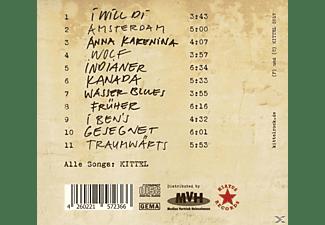 Kittel - De Mädla Imponiera  - (CD)