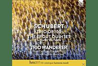 Trio Wanderer - Trio op.100/Forellenquintett/Kat.2017 [CD]