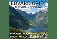 Haik Kazazyan, Philipp Kopachevsky - Violinsonaten [CD]