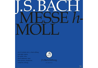 DOYLE, JULIA / POTTER, ALEX / JOHANNSEN, DANIEL / - Messe h-moll - (CD)