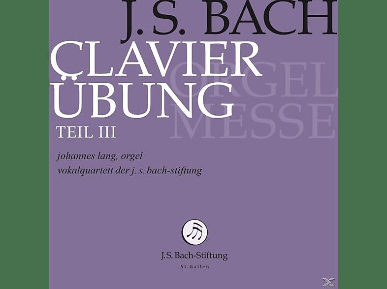 ANDRES, LIA  / FREY, ANTONIA  / HOHN, RAPHAEL  / A - Clavierübung Teil III-Orgelmesse [CD]