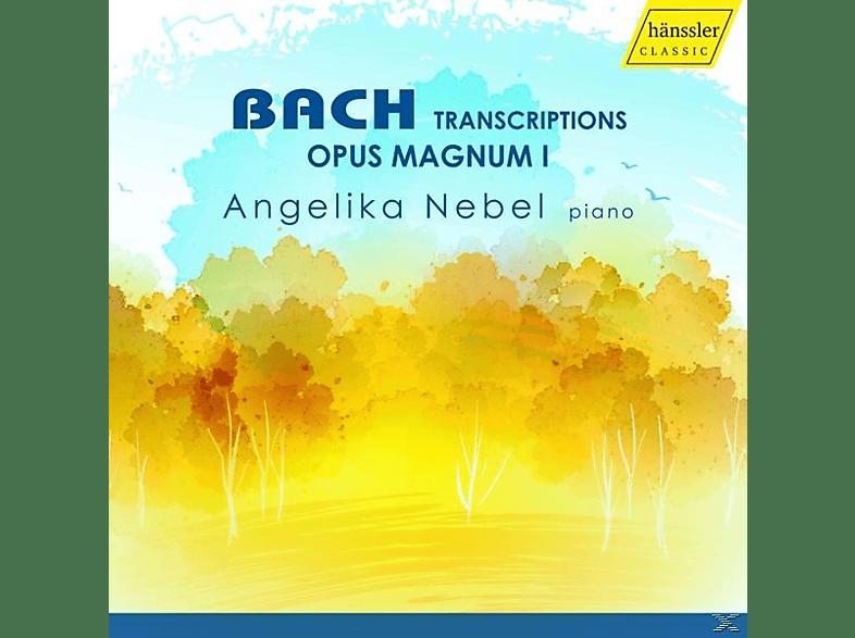 Angelika Nebel - Bach Transcriptions: Opus Magnum 1 [CD]