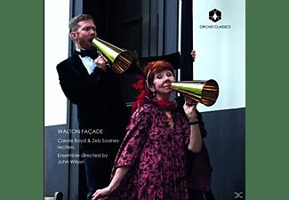 Carole Boyd, Zeb Soanes, John Wilson - Facade.An Entertainment  - (CD)