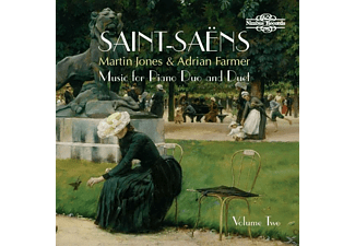 Martin Jones, Adrian Farmer - Musik für Piano Duo & Duett Vol.2  - (CD)