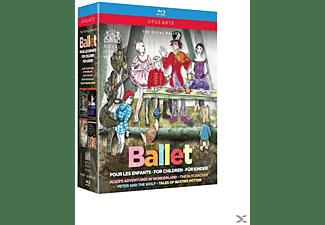 VARIOUS - Ballette für Kinder  - (Blu-ray)