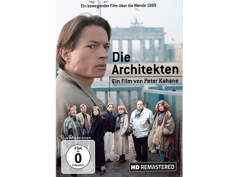 Die Architekten (HD-Remastered) [DVD]