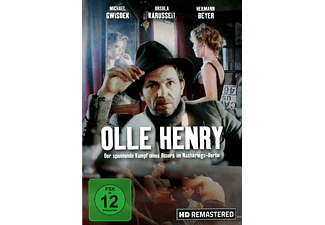 Olle Henry (HD-Remastered) DVD